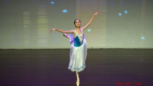 Asian Ballet Competition - Choi Hui Ying
