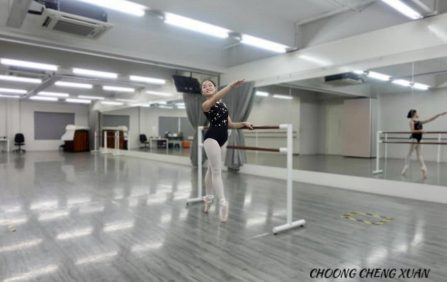 Asian Ballet Competition - Choong Cheng Xuan