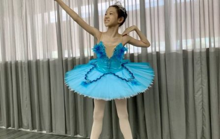 Asian Ballet Competition - Hong May Wei