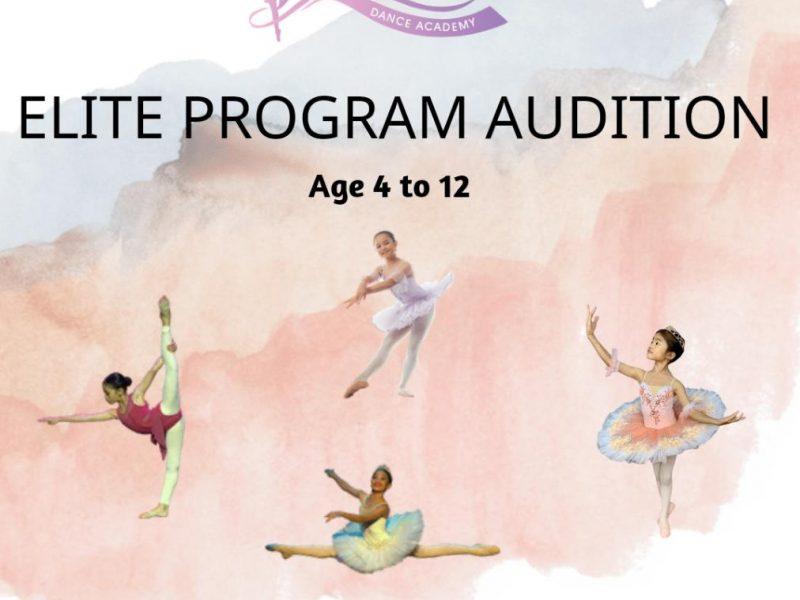Elite Program Audition